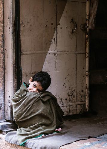 photo credit: Angel in the slum via photopin (license)