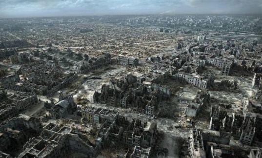 Warsaw Ruins