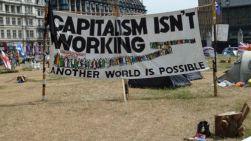 photo credit: Capitalism isn't working via photopin (license)